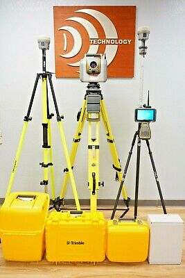 Trimble Is Solution R12 Gps Gnss Rtk Sx10 Robotic Scanning Total Station S6 S7