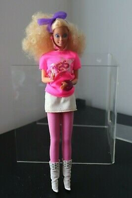 Vintage 1966 Mattel Barbie Doll Blonde Rockers outfit