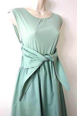 Hoss Intropia Dress Designer Summer Dress Tie Dress, HOSS INTROPIA Dress Size 12