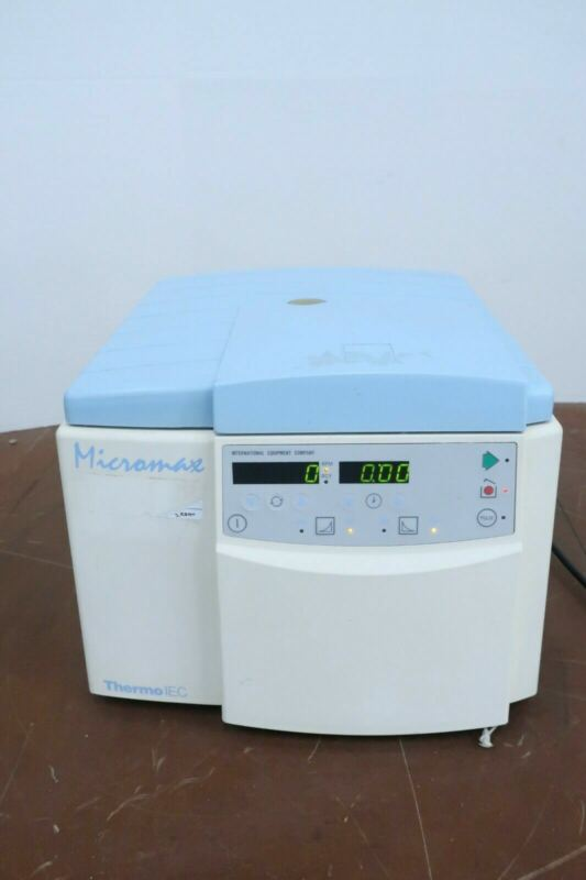 Thermo IEC Micromax Benchtop Centrifuge, 120V