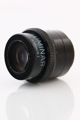 Carl Zeiss Luminar 63mm 4.5 Ultraphot RMS Macro Bellows Lens Objective for sale  Shipping to United States