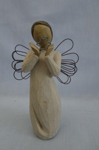 2004 Original Susan Lordi Willow Tree BRIGHT STAR Angel Figurine Demdaco