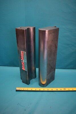 Used Press Brake Die 14-14 Long Bottom And Top
