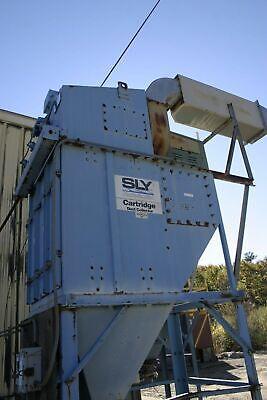 The Sly Mfg Co CF-3-3-C 3000 Acfm Außen Patronenfilter Typ Staubsammler