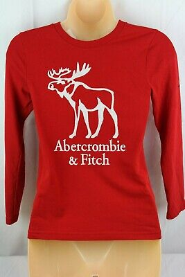 ABERCROMBIE KIDS BOY'S SHIRT LONG SLEEVE SIZE 9/10 USED IN EXCELLENT CONDITION
