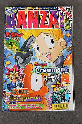 Banzai! 01/2003 - Manga-Magazin
