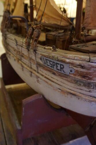 Vesper Ship, a Builders Model