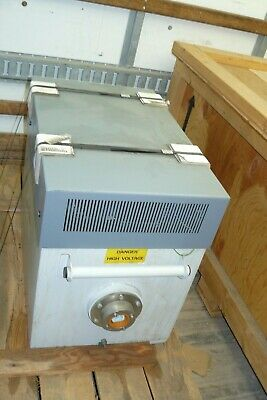 Gulmay Ltd Uc22611 High Voltage Generator Power Supply X-ray Microfocus 220v