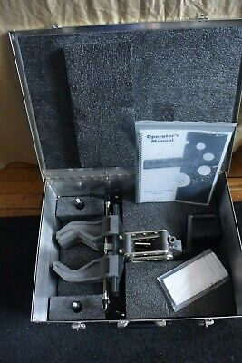 Mcelroy Model Spider 125 Fusion Machine In Carrying Cases Never User
