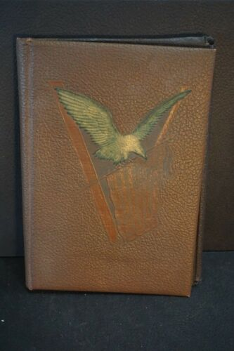 """WW2 US Army Soldiers """"Life In The Service"""" Diary Album 1942"""