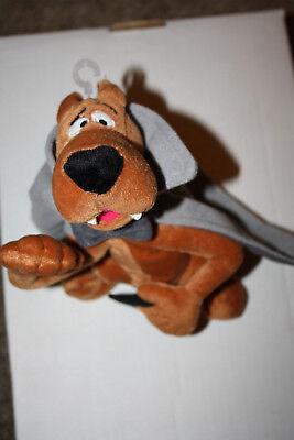 WARNER BROS.VAMPIRE SCOOBY Doo Great Dane Dog BEAN BAG Plush Toy for Basket NWT (Vampire Toys For Kids)