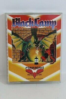 Black Lamp Commodore 64 Cassette