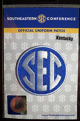 Official Licensed NCAA College Football Kentucky SEC Conference Patch (Kentucky College Football)
