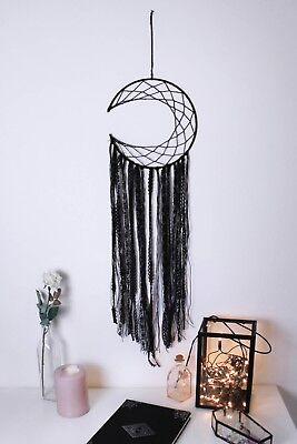 Killstar Luna Dream Catcher NEW Crescent Vegan Goth Moon Witch Home Decor (Goth Home Decor)