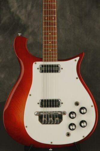 1966 Rickenbacker model 450/12-string FIREGLO!!!