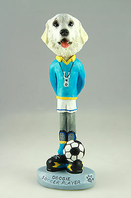 SOCCER GREAT PYRENEES-SEE INTERCHANGEABLE BREEDS & BODIES @ EBAY STORE