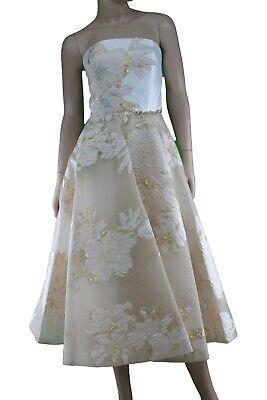 Abito da Cerimonia Donna X&M 49086 Evening Cocktail Dress Elegant Taglia 42...