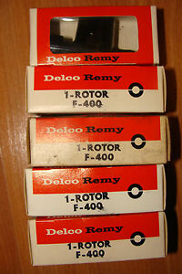 DELCO-REMY-IGNITION-ROTOR-F-400-1972006-lot-of-5