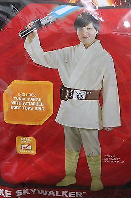 Luke Skywalker Jungen Klein (4-6) Kostüm Star Wars - Jedi Luke Skywalker Kostüm