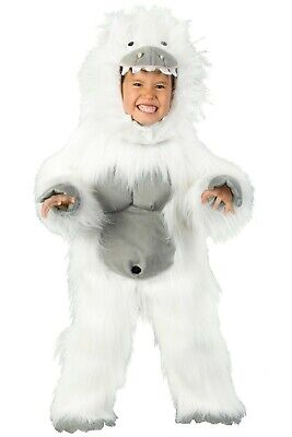 Abominable Snowman Halloween Costume (Princess Paradise Abominable Snowman Childrens Toddlers Halloween Costume)