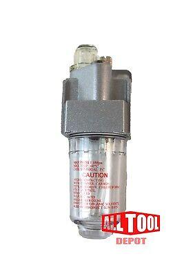 14 Mini Lubricator Air In Line Oiler Compressed Air Compressor