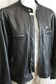 Harley Davidson Leather Jacket Men's Cafe
