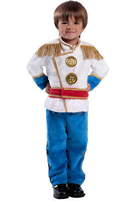 Prince Charming Toddler Child Costume Ethan Princess Paradise 18m 2T 3T 4T 4 5