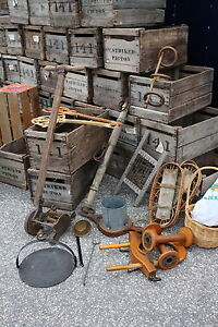 LIVE AUCTION! Pequegnat, Twiss, Signs, Tins, Antiques & More! Kitchener / Waterloo Kitchener Area image 9