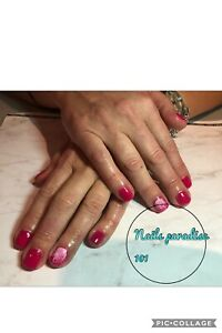 Gel nails special