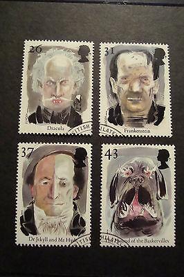 GB 1997 Commemorative Stamps~Europa~Fine Used Set~UK Seller