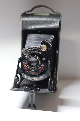 Faltkamera Voigtländer Bessa 6x9 mit Anastigmat Voigtar 7,7 Bj ca. 1929
