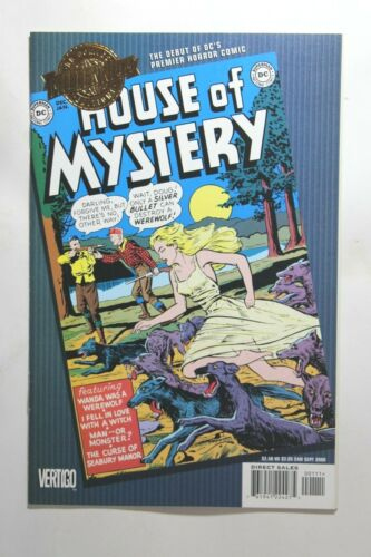 MILLENNIUM EDITION: HOUSE OF MYSTERY #1 - 2000 DC COMICS SILVER AGE REPRINT