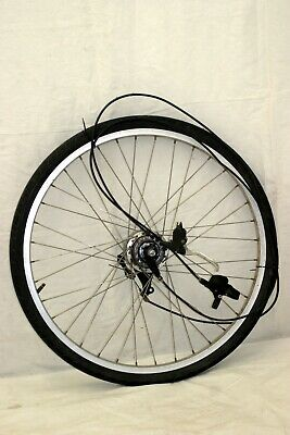 Drop Center Rims chrome cruiser Bike PreWar 26 inch 36 Hole bicycle rims