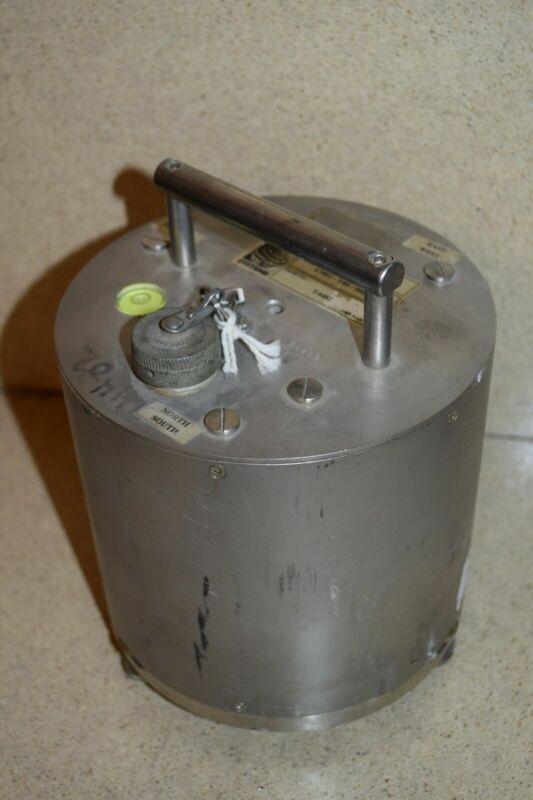 GURALP CMG-T40 / CMG-40T 30 SEC - 50HZ SEISMOMETER (#17)