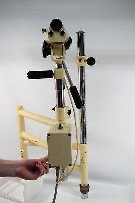 Leisegang Mod 1b Colposcope Berlin West Germany Colposcopy Gynecology Microscope