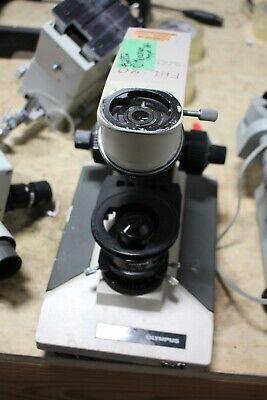 Olympus Bh-2 Microscope