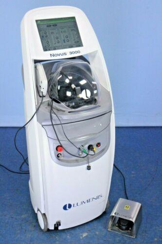 Lumenis Novus 3000 532nm Ophthalmology Laser Photocoagulator Multicolor Indirect