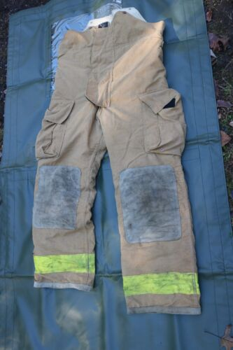 Globe Firefighters Pants Trouser Turnout Gear Aralite Fireman