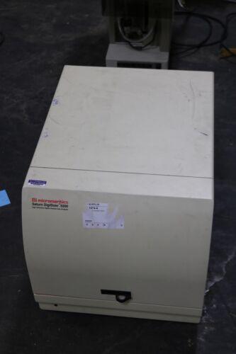 Micromeritics Saturn DigiSizer 5200 PARTICLE SIZE ANALYZER