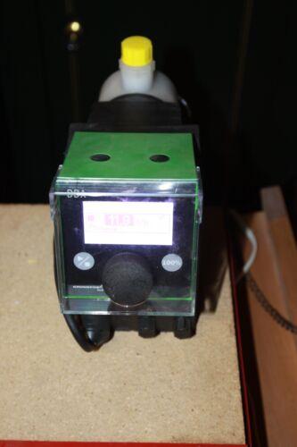Grundfos Digital Dosing Pump, DDA 12-10 FCM 3.1 GPH 150 PSI