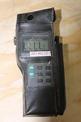 Vwr Wt389 Digital Thermometer