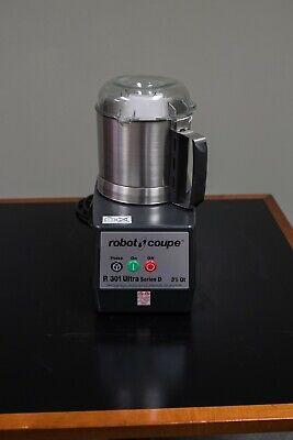 Robot Coupe R301 Ultra Series D Food Processor - Open Box