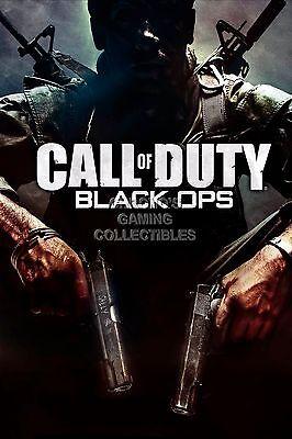 RGC Huge Poster - Call of Duty Black Ops II III PS4 PS3 XBOX ONE 360 - (Call Of Duty Black Ops Ii Ps4)