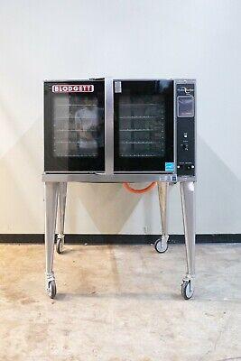 Blodgett - Hv100g Hydrovection Oven - Natural Gas - Five Racks