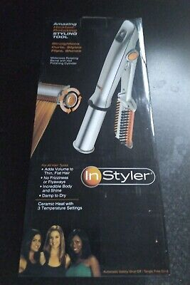 Instyler Rotating Iron Styling Tool Brand New In Box