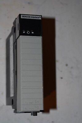 1756-m03se Allen Bradley Sercos Controllogix Module