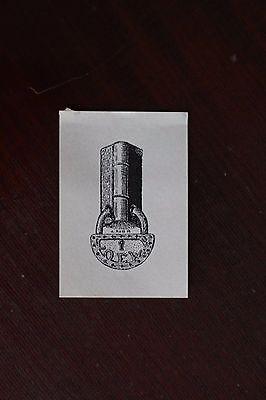 ✒ EX LIBRIS Anonyme O E W - Autriche par A Ross 1904
