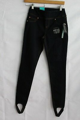 INC. Denim Jeans STIRRUP SKINNY LEG Regular Fit INDIGO Stretch   MSRP $69.50