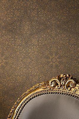 Vliestapete Mandala BN Chacran 18412 /Tapete Oriental Braun Kupfer / EUR 3,09/qm