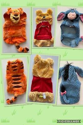 Disney Winnie-the Poo Character Costume Pet Dog Tigger, Eeyore, NWOT Halloween](Halloween Costume Disney Characters)